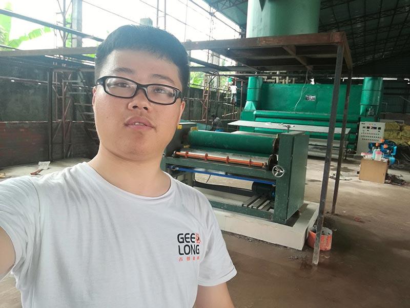 Plywood factory established in Bangladesh