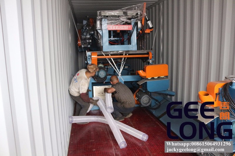 GEELONG adjustable size automatic plywood cutting machine