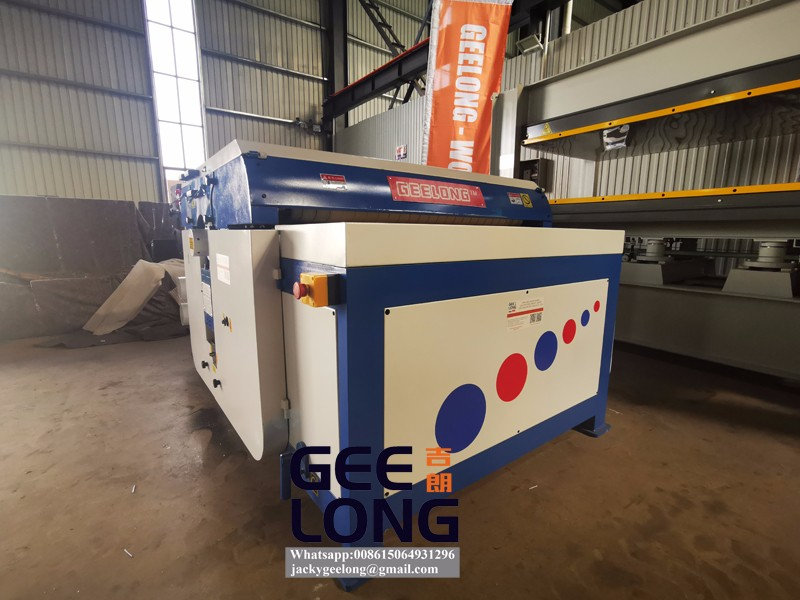 table lifter and MDF grooving machine exporting