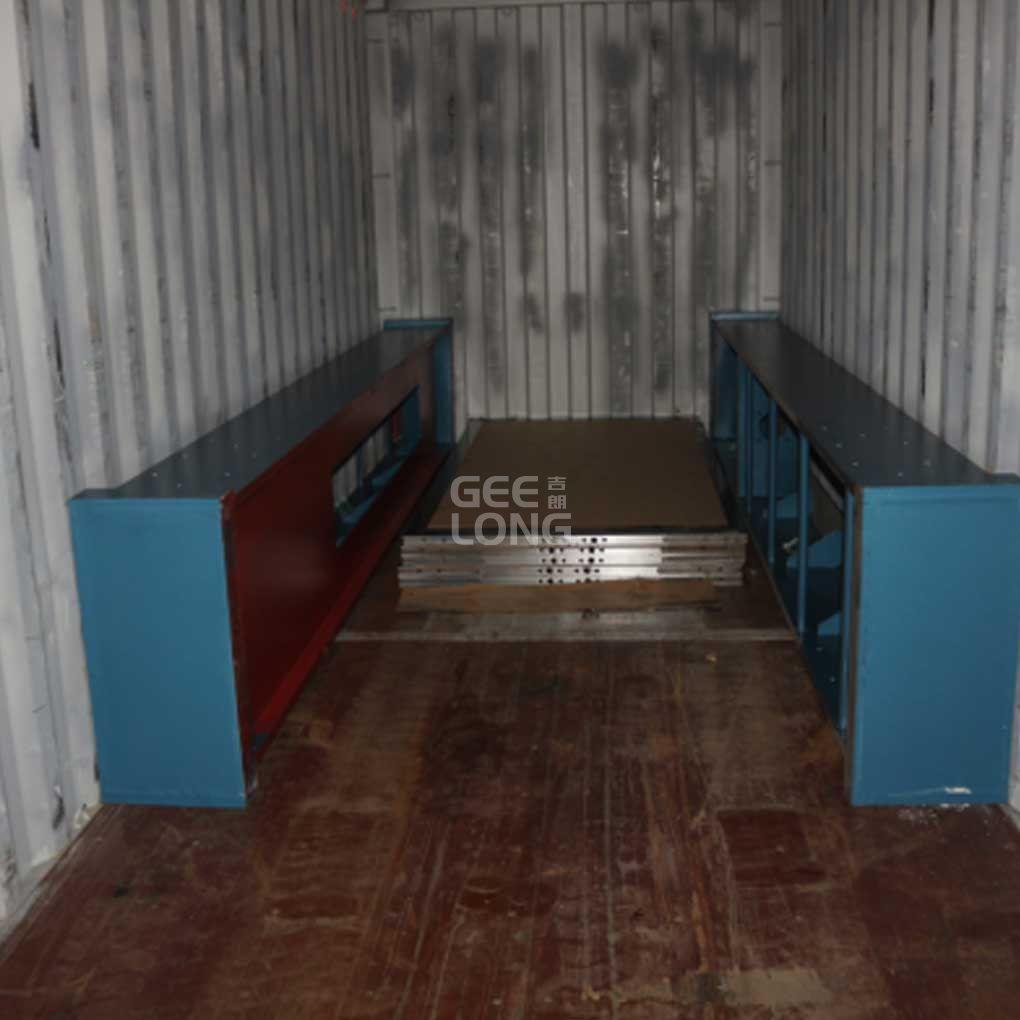 Plywood Hot Press Machine Geelong Brand
