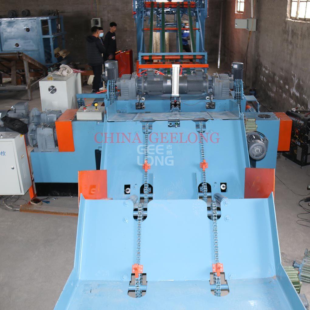 China veneer peeling line