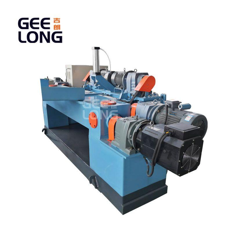 veneer peeling machine