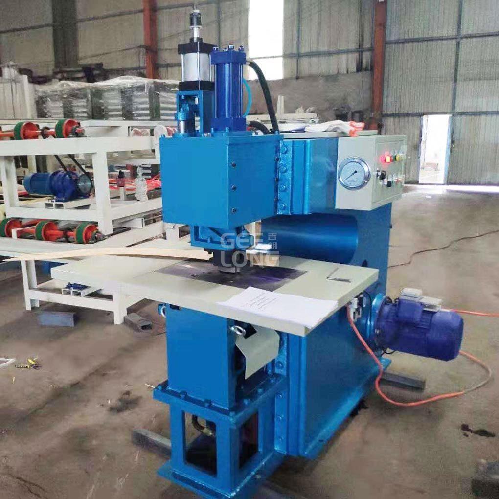 veneer patching machine