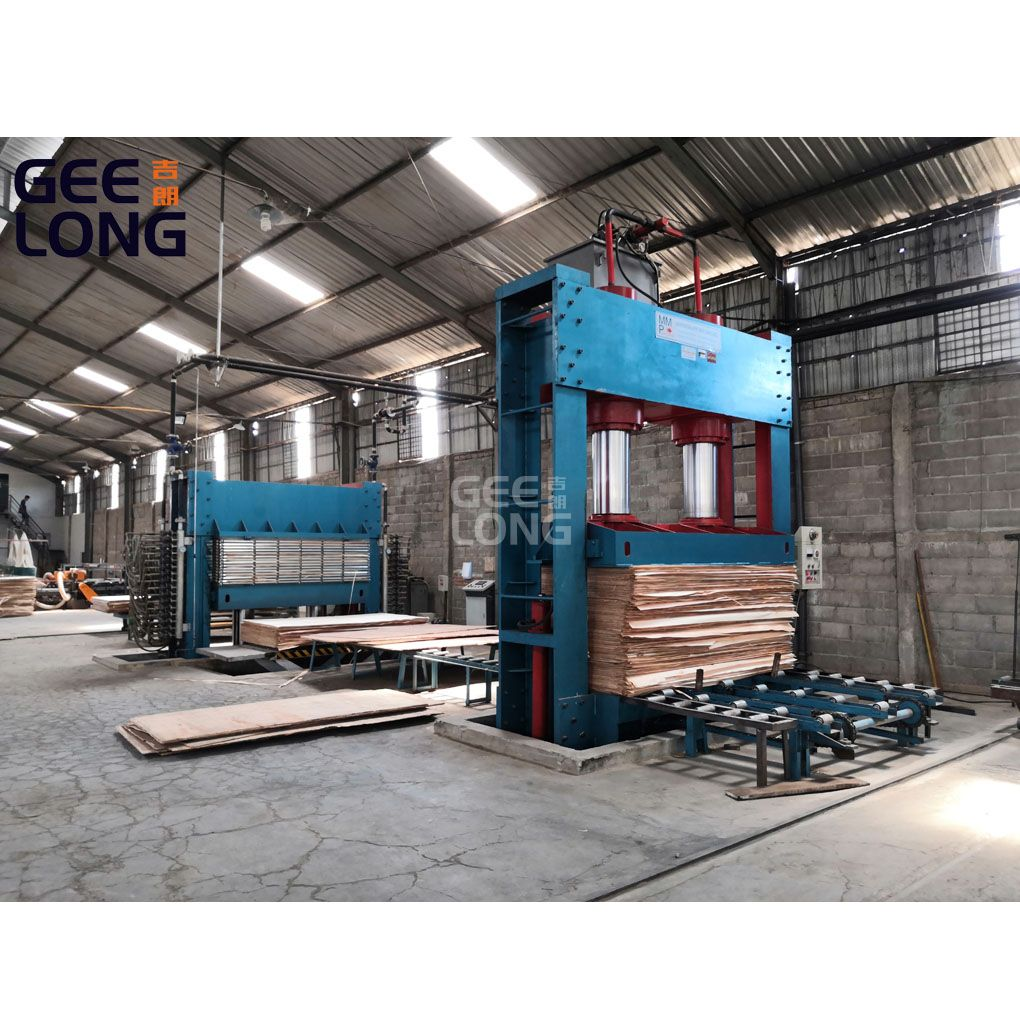 full set plywood production line