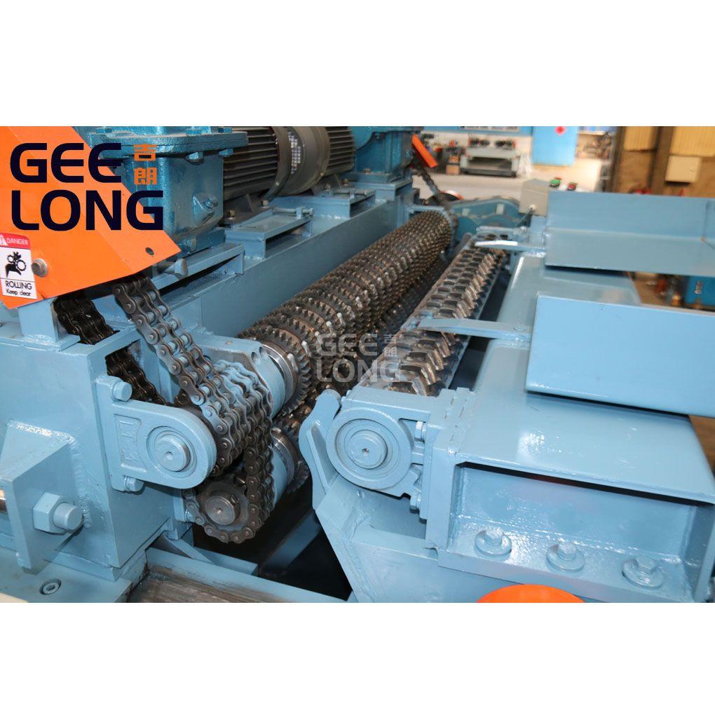 China heavy duty 5FT spindleless wood log debarking machine