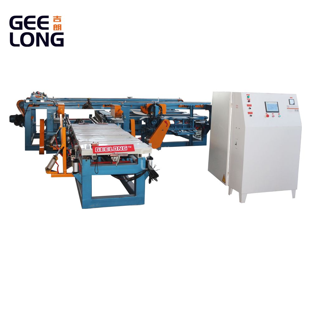 china GEELONG automatic plywood cutting machine