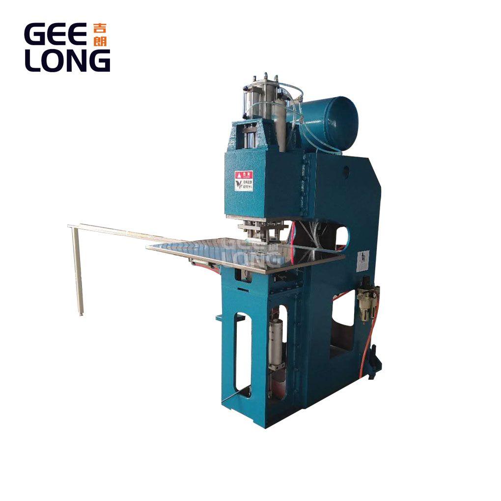 China pneumatic veneer patching machine
