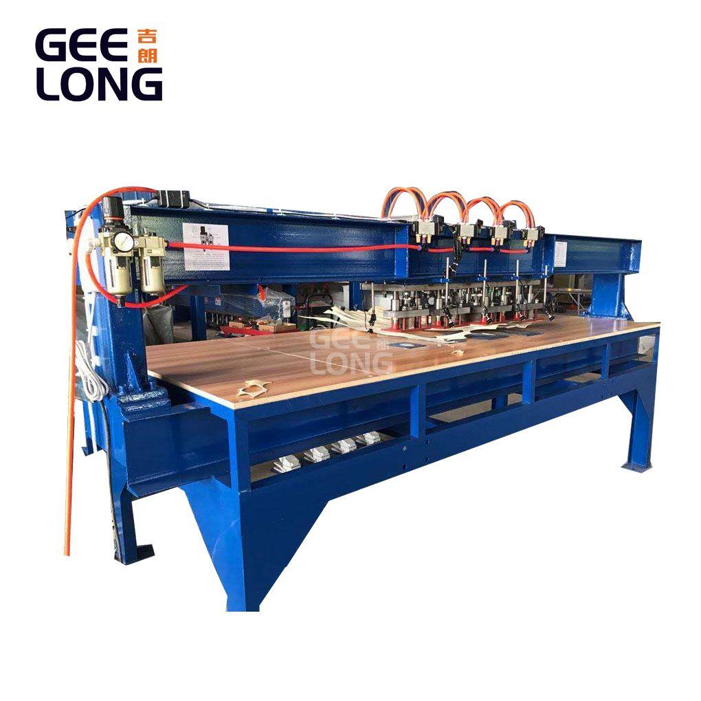 GEELONG manual veneer patching machine
