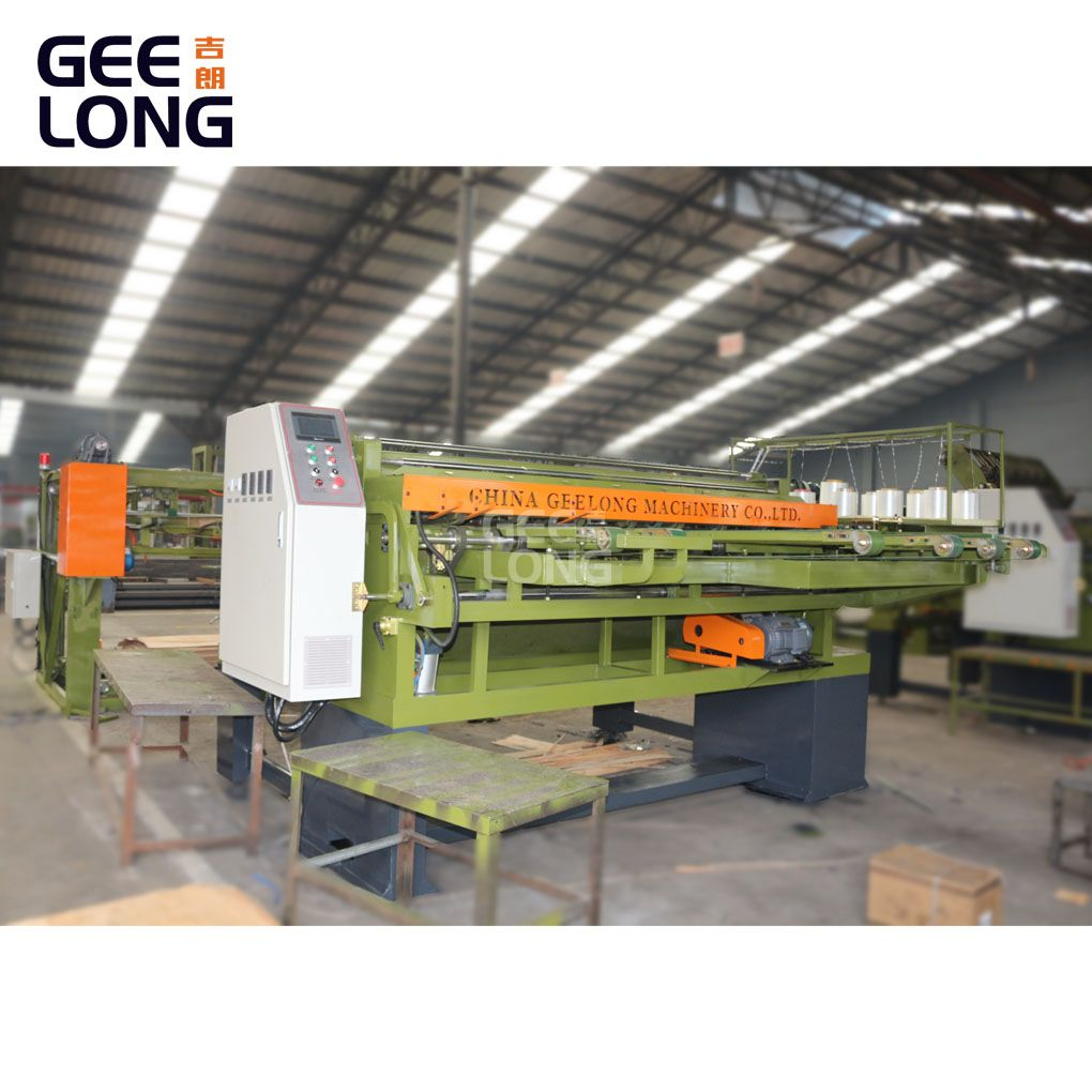 GEELONG 8ft core veneer builder machine