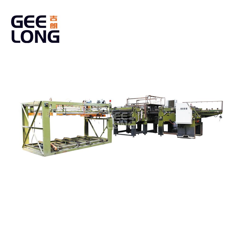 GEELONG brand L type veneer splicing machine