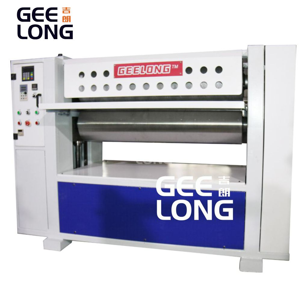 MDF embossing machine factory