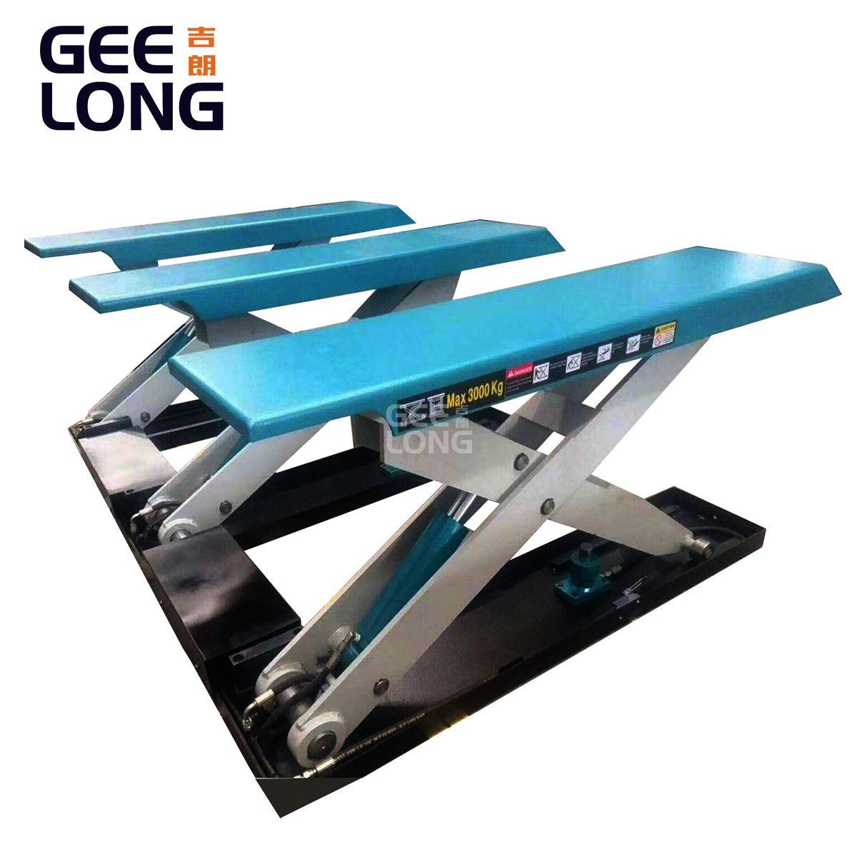 Non-foundation board lifter machine