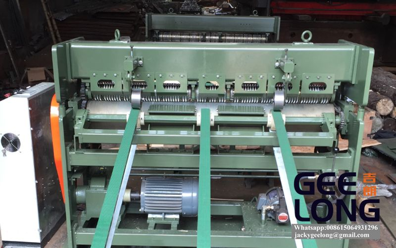 Veneer Fiber Tenderizing Machine