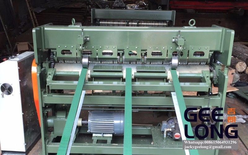 China GEELONG Veneer Fiber Tenderizing Machine