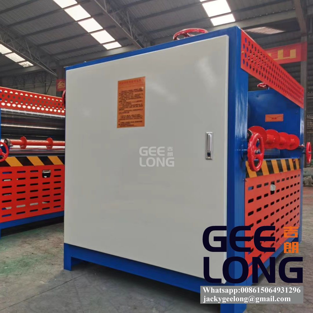 5ft double side plywood glue spreader machine